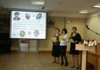На фото: Обладатели Гран-при - Терлецкая Нина, Ваганова Ирина, Ткач Надежда.