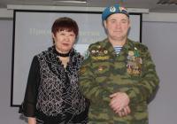 Ведущая Л. Шатонова и Н. Слободянин