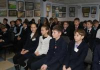 Учащиеся 7-х классов гимназии № 2