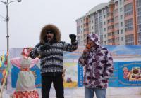 Главные герои - Обалдуй (К. Усольцев) и Балбес (М. Номоконов)