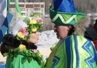 Весна-Красна (Савинова Л.) и Тугарин-Змей (Зазерин Л.)
