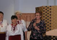 Ведущая Нина Терлецкая