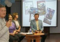 Встреча читателей с Ю. Кореневым