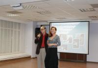 Л. Бендер и Н. Калинина