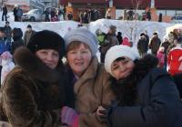 На фото: Активные участники - сотрудники Гуманитарного центра (Шерстова А.А., Пронина Л.А., Высоцкая Н.А.).