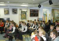 Учащиеся школы № 55