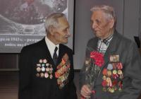 Ветераны Г.Наумов и Н.Большедворский