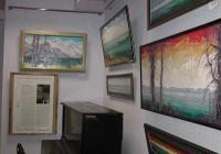 Выставка В. Мироненко